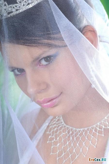 Эротические фото невесты