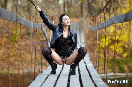 Эротика на висячем мосту