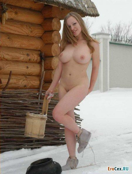 Зимняя эротика