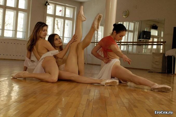 Сексуальные балерины