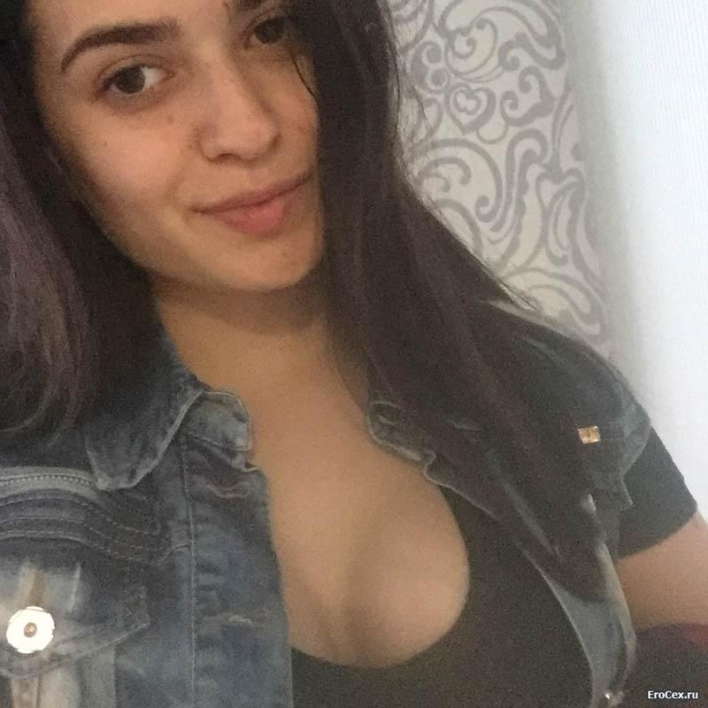 Красивая девочка Екатерина Скибитская